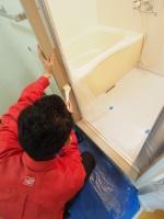 ペンキの塗り替え(屋内)